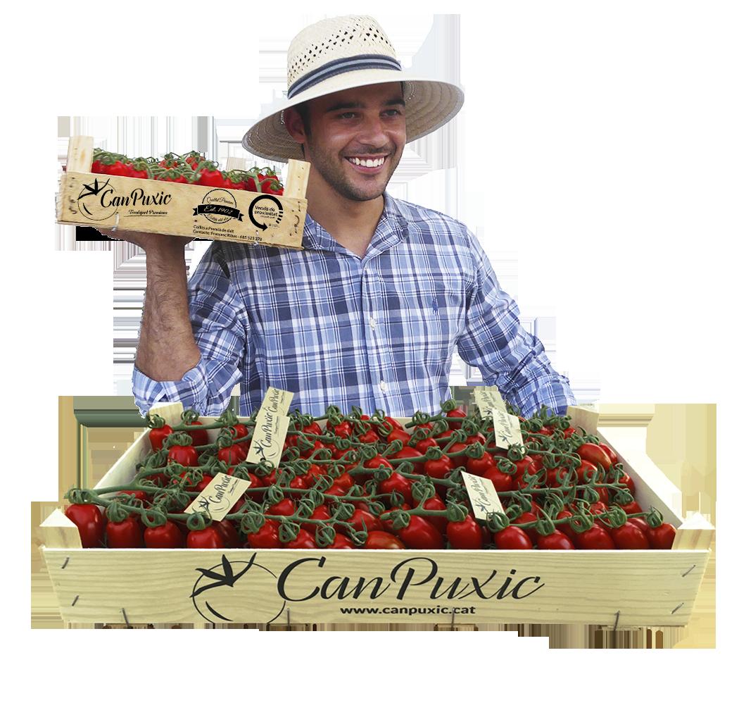 Can Puxic Tomàquet Premium Maresme