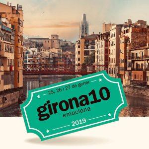 Girona 10  25, 26 , 27 Gener 2019