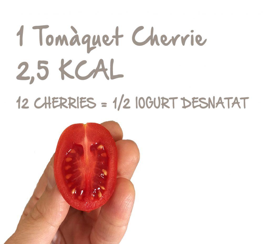 Calories del Tomàquet