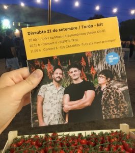 Els Catarres a l'Ulisses Fest 2019